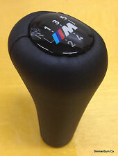 BMW OEM M Leather Shift Knob E30 E34 E36 E28 E39 E46 NW Z3 1.9 2.3 2.5 2.8 3.0