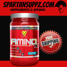 BSN AMINO X 30 SERVE BCAA INTRA WORKOUT RECOVERY ELECTROLYTES