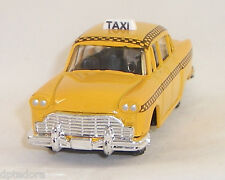 CHECKERED YELLOW TAXI YELLOW   DIE CAST PENCIL SHARPENER