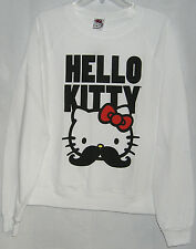 Hello Kitty Pullover Sweatshirt NICE VALENTINE GIFT FREE SHIPPING XSMALL NWT