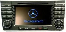 Mercedes Benz 03-08 E Class 211 chassis Rebuilt Comand with Bluetooth Streaming
