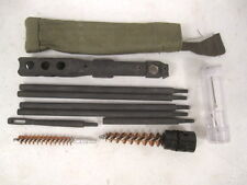 Vietnam Era US Army/USMC M1 Rifle Buttstock Cleaning Kit w/Oiler