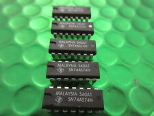 SN74AS74N, Texas Instruments IC, UK Stock, ***5 per sale***