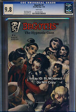CGC 9.8 BeGoths: The Hypnotic Gaze #1 1st Dolls Comic Book Appearance Highest
