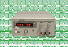 HP/AGILENT/KEYSIGHT E3617A - 60W POWER SUPPLY, 60V, 1A