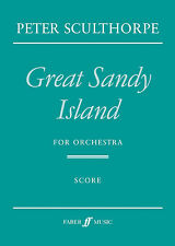 Great Sandy Island Classical Orchestra Score Arrangement Play FABER Music BOOK