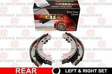 For Toyota Corolla 2003-2008 Rear Left Right Brake Shoes BS801