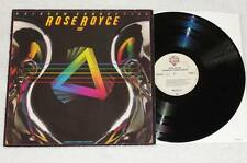 ROSE ROYCE Rainbow Connection LP Vinyl Disco 1979 Warner * RARE
