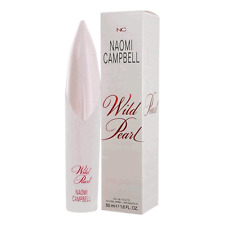 Naomi Campbell Wild Pearl 1.6oz / 50ml Women's Eau de Toilette Spray