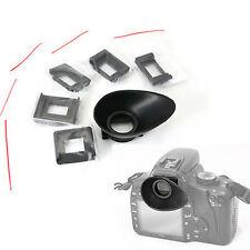 6 in 1 Universal Eyecup Eye cup For Canon Nikon Sony Pentax Olympus Minolta Fuji