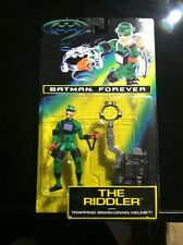 BATMAN FOREVER - THE RIDDLER ACTION FIGURE - 1995 KENNER