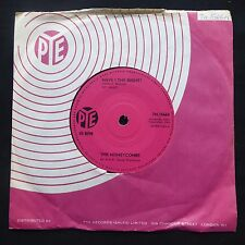 "THE HONEYCOMBS Have I The Right PYE SOLID CENTRE UK Press 7"" 45 EX"
