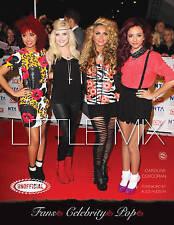 Little Mix (Fans Celebrity Pop),ACCEPTABLE Book