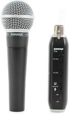 Shure SM58 + X2u usb Microphone Bundle! - WOW!