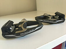 LIKE NEW: Shimano Dura Ace 9000 SPD SL Pedals