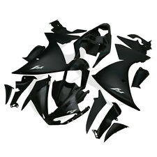 Black ABS Plastic Fairing Body Work For Yamaha YZFR1 YZF R1 2009-2011 2010 09