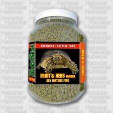 Fruta comida tortuga Habistat seco y hierbas 700g