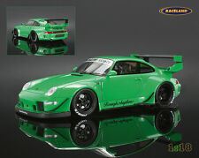 PORSCHE 993 RWB Wide Body Rough Rhythm rugosa mondo nozione 2013, GT Spirit 1:18