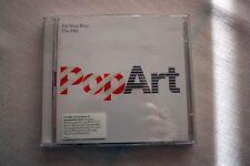 """Pet Shop Boys - PopArt - Double album - French version with """"Paris City Boy"""""""