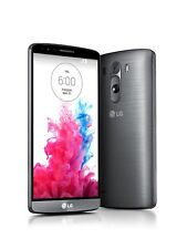 LG G3 D855 16GB Metallic Black Unlocked Smartphone Grade A Excellent