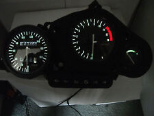 WHITE CBR900rr 92 -97  led dash clock conversion kit lightenUPgrade