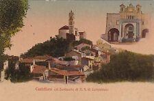 CASTELLARO (Imperia) - Santuario di N.S. di Lampedusa