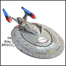 Fridge Fun Refrigerator Magnet STAR TREK SHIP USS Enterprise 1701-E -A- Diecut