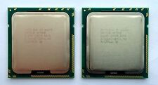 Matched pair Intel Xeon X5690 3.46GHz 12M 6 core 1333MHz Slbvx cpu processeur