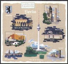 France 2005 Berlin/Buildings/Architecture/Church/Gates/Carving/Art 4v m/s n39184