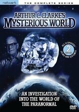 Arthur C. Clarke's Mysterious World - DVD NEW & SEALED (2 Discs)