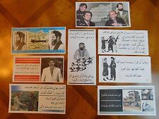 George W Bush White House Issue Osama bin Ladin WANTED posters Air Dropped