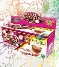 3 Boxes Mangosteen Garcinia Mangostana 100% Herbal Health Tea 60 TeaBags (3x20)