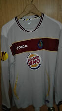 Getafe CF MATCH WORN SHIRT UEFA EUROPA LEAGUE 2007-2008 MOLTO RARO