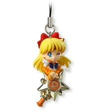 SAILOR MOON TWINKLE DOLLY SERIES 1 - SAILOR VENUS Keychain Phone Strap Charm