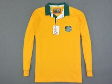 WALLABIES AUSTRALIA Cotton Traders RARE RUGBY SHIRT JERSEY SIZE XL