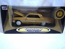 ANSON  DIE CAST 1963 CHEVROLET IMPALA QUALITY COLLECTORS MODEL 1:26 SCALE