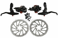 AVID BB7 Bike Cycling Front and Rear Caliper & 160mm G3 Rotor & FR7 Lever
