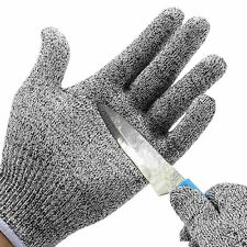 Hands Safety Cut Proof Stab Resistant Stainless Steel Metal Mesh Butcher Gloves
