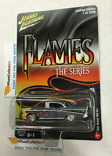 1957 Chevy Bel Air * Johnny Lightning FLAMES Series * Hobby Only * Y
