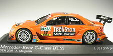 MINICHAMPS - Mercedes-Benz C-Class - DTM 2005 - A Margaritis - NEU in OVP - 1:43