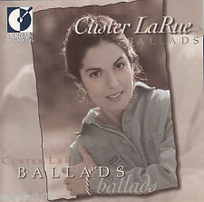 CUSTER LaRUE Ballads CD