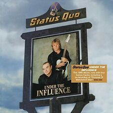 Under The Influence - Status Quo (2017, CD NEUF)