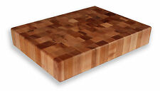 MICHIGAN MAPLE BLOCK CUTTING BOARD / BUTCHER BLOCK (AJEG2015)