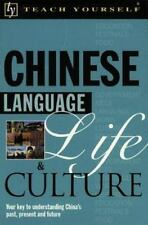 Teach Yourself Chinese Language, Life, and Culture by Kenneth Wilkinson...