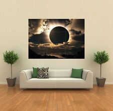 ECLIPSE MOON NATURAL PLANET  NEW GIANT POSTER WALL ART PRINT PICTURE X1335