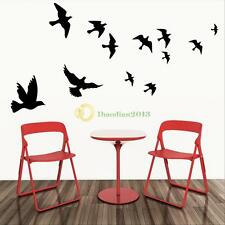 Flying Pigeon Birds Home Living Room Bedroom Decor Mural Art Vinyl Wall Sticker
