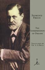 Modern Library: The Interpretation of Dreams by Sigmund Freud (1994, Hardcover)