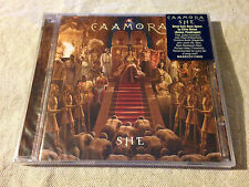 CAAMORA - She 2CD BRAND NEW & SEALED!