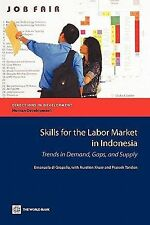 Skills for the Labor Market in Indonesia: Trends in Demand, Gaps, and Supply (Di