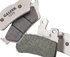 HONDA SUPER HAWK 1998 THRU 2005 GALFER HH REAR SINTERED BRAKE PADS